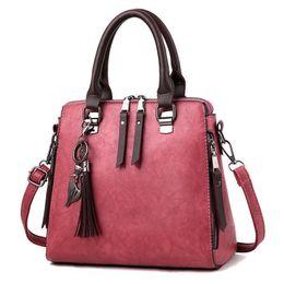 $enCountryForm.capitalKeyWord Canada - good quality Brand Pu Leather Ladies Handbags Top-handle Shoulder Bag Large Capacity Crossbody Bag Women Casual Tote Sac