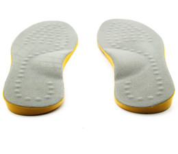 ShoeS flat feet men online shopping - Whole men and women Insole suit for different shoes comfortable and best for your feet