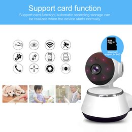 $enCountryForm.capitalKeyWord Australia - V380 Home Security IP Camera Wireless Smart WiFi Camera WI-FI Audio Record Surveillance Baby Monitor HD CCTV Camera