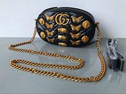 Señoras de la marca PU bolsa de hombro billetera de mariposa diseñador bolso colorido diamante mochila bolso de hombro envío gratis