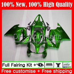 Vfr 98 Australia - Body For HONDA Glossy green Interceptor VFR800R VFR800RR 98 99 00 01 68MT15 VFR800 VFR 800RR 800 RR 1998 1999 2000 2001 Fairing Bodywork