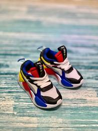 $enCountryForm.capitalKeyWord NZ - Kids designer shoes boys and girls color design sneakers Bottom non-slip shock absorption and wear-resistant Eursize 28-35 Unisex