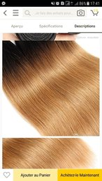 Stranded Hair Wholesale Australia - 4T24# 12 14inches Micro Ring Hair Extensions 400s lot Kinky Hair Natural Color Mirco Loop Hair 12 14inches 0.5g strand Epacket