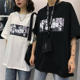 Naruto Prints Shirts Australia - Cool Harajuku Naruto Tshirt Streetwear Men Summer Fashion Amine T-shirt Casual Cartoon Print Male Tops Funny Japan T Shirt Boys Q190518