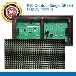 $enCountryForm.capitalKeyWord Australia - LED P10 outdoor&Waterproof Single Green Display module