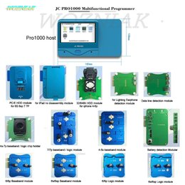 $enCountryForm.capitalKeyWord Australia - Wozniak PRO1000 Programmer Hard Disk IC Read Write for iPhone 7 7p 6s 6 5s 4s Logic Baseband CHIP NAND Battery Headset Test