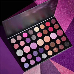 $enCountryForm.capitalKeyWord UK - Hot Designer Brand Eyeshdow Palette 39S Colors Shimmer Matte Cosmetics Set Waterproof Long Lasting Best Makeup Free DHL