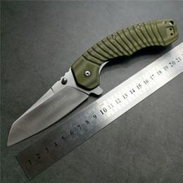 Sharp Cutter Australia - New outdoor folding knife wild survival self-defense high hardness sharp knife fruit cutter