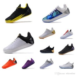 $enCountryForm.capitalKeyWord Canada - Cheap Men what the Kobe AD 12 elite low cut basketball shoes BHM Black Mamba Gold Red Purple Floral Flower KB sneakers boots tennis for sale