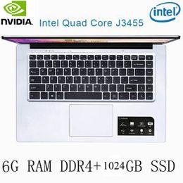 $enCountryForm.capitalKeyWord Australia - P2-27 6G RAM 1024G SSD Intel Celeron J3455 NvIDIA GeForce 940M Gaming laptop keyboard and OS language available for choose