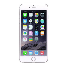$enCountryForm.capitalKeyWord Australia - Top quality Refurbished Original Apple iPhone 6 Support fingerprint Cell Phone 4.7 inch ROM 16GB 4G FDD-LTE Unlocked mobile phone