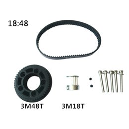 Motor belts online shopping - DIY Electrical Skateboard Parts M Motor Pulley T T Wheels Pulley Belts Suitable for Motor Electrical Skateboard