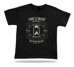 $enCountryForm.capitalKeyWord UK - Time is what we want most but what we use worst unique t shirt idea gift present fear cosplay liverpoott tshirt