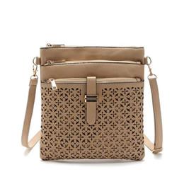 $enCountryForm.capitalKeyWord Australia - New zipper vintage hollow out women designer shoulder messenger crossbody bags lady fashion casual evening purses
