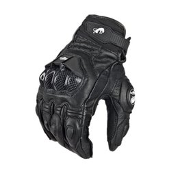 $enCountryForm.capitalKeyWord Australia - Wholesale- Hot selling Cool motorcycle gloves moto racing gloves knight leather ride bike driving bicycle cycling Motorbike