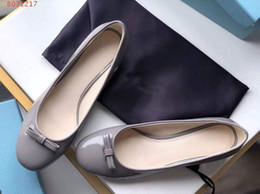 $enCountryForm.capitalKeyWord Australia - 2019 new fashion women dress shoes Round head The high quality latest designs from well-known designers With Dust Bag