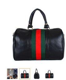 4b661f7b4 Boston Bags nova marca de moda Europeia e Americana bolsas de moda Boston  travesseiro saco de