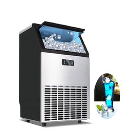 $enCountryForm.capitalKeyWord Australia - HOT SALE Commercial Industrial Square Ice Block Making Machine Ice Cube Maker Business Machinery Square Ice Maker