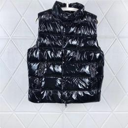 $enCountryForm.capitalKeyWord Australia - Men Designer Jacket Vests Down Coat Hooded Luminous Waterproof for Men Women Brand Outerwear Windbreaker Luxury Hoodie Jacket Thick Clothing