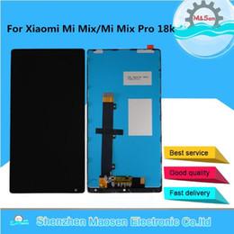 "$enCountryForm.capitalKeyWord UK - Original For 6.4"" Xiaomi Mi Mix  Mi Mix Pro 18K Version LCD Screen Display With Frame+Touch Panel Digitizer Replacement"