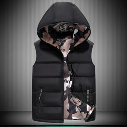 clothes puffy Australia - Mens 2019 luxury designer jacket men's Designer down jacket vest outdoor Lightweight Jackets mens vest mens clothes puffy jacket vest L-4X