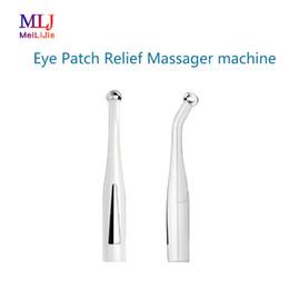 $enCountryForm.capitalKeyWord Australia - Electric Anti Aging Wrinkle Eye Patch Relief Massager Smart Sense Vibration Eye Care