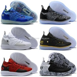 "$enCountryForm.capitalKeyWord Australia - 2018 New Arrival KD 11 ""EYBL"" Mens Outdoor Shoes, Top Quality React ZOOM KD11 EP Athletic Sport Sneakers AO2604-600 Eur Size 40-46"