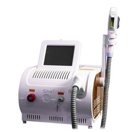 hair removal treatment Australia - Multifunction OPT IPL SHR Laser Permanent Hair Removal RF Face Lift Acne Treatment Skin Rejuvenation E-Light OPT SHR Beauty Machine