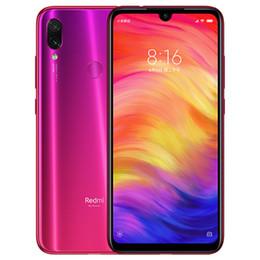 Großhandel Ursprünglicher Xiaomi Redmi Hinweis 7 6GB RAM 64GB ROM 4G LTE Handy Snapdragon 660 Octa Core 6,3