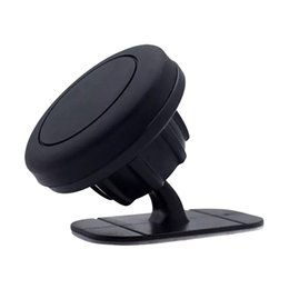 car cup holder phone 2019 - Magnetic Car Phone Holder Universal Smartphone Mount DVR Camera Bracket Suction Cup Wheel Car Mobile Support Tool Access