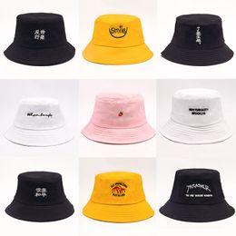 1088083cd7 Golf Bucket Hats Australia - Solid Color Bucket Hats Shading Flat Caps  Outdoor Fishing Hunting Fisherman