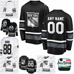 Men 2019 All Star Game Jersey MikaZibanejad Chris Kreider Cody McLeod  Henrik Lundqvist Vladislav Namestnikov New York Rangers Hockey Jerseys cbf653937