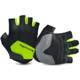 $enCountryForm.capitalKeyWord UK - New Summer Sports Shockproof Cycling Gloves Half Finger Bike Gloves Anti Slip Mtb Bicycle Gloves Guantes Ciclismo