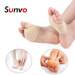 $enCountryForm.capitalKeyWord UK - Ms1 Pair Damping of Metatarsal Gel Non-slip Soles for Pain Relief Size S Color Gel Insoles Skin Pad Feet Care Tool Insert
