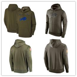 c8e3fd71c Jerseys salute service hoodie online shopping - Men s Buffalo men Bills  jersey fashion movement Olive