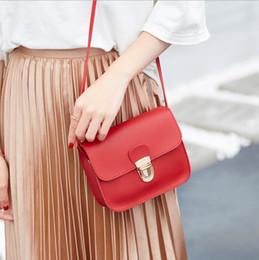 Bags For Cell Phones Christmas NZ - 2019 Purse Handbags For Women Small Buckle Shoulder Bag Lady'S Mini Cute Handbag Cross Body Bag For Cell Phone Mini Purse
