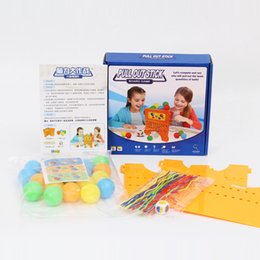 $enCountryForm.capitalKeyWord Australia - Fun novelty pull out stick game board game child's practice thought ability Kids montessori educational toys
