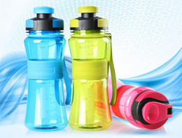 Lips Seals Australia - BPA Free 550ML Bottle Leak-Proof Seal Nozzle Sport Bicycle Plastic Water Bottles With Safe Material With Cover Lip Filter