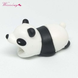 phone types Australia - 2019 Cable Bite Charger Protector Savor Cover Phone Accessory for iPhone Lightning Cute Animal Design Charging Cord Protective Doll