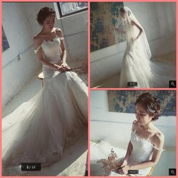 $enCountryForm.capitalKeyWord Australia - 2019 new designer mermaid off the shoulder wedding dress lace appliques sweetheart neck formal corset bride gowns Vestidos De Novia