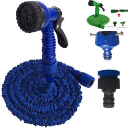 $enCountryForm.capitalKeyWord NZ - High Quality Garden Hose 25 50 75 100 125  150FT Car Washer Hoses Expandable Magic Flexible Water hose With Spray Gun To Watering