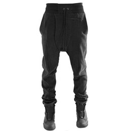 $enCountryForm.capitalKeyWord UK - 2019 Spring and Autumn New Men's clothing Fashion GD Hairdresser Leisure sports relaxation Loose-legged trousers