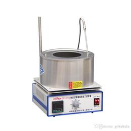 $enCountryForm.capitalKeyWord Australia - Magnetic Stirrer Laboratory Digital Constant Temperature Oil Bath Stirring Instrument Industrial Magnet Lab Stirrer Mixer DF-101S (deepen)