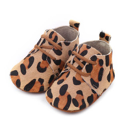 Wholesale Hot sale leopard baby shoes zebra toddler shoes baby girl shoes Fashion Moccasins Soft First Walking Shoe Infant Shoe Newborn Shoe A4479