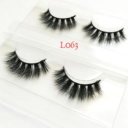 $enCountryForm.capitalKeyWord Australia - 3D mink hair eyelashes natural dense eyelashes cosmetic tools free of freight fast delivery Natural Long False Mink 13