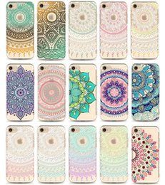 $enCountryForm.capitalKeyWord Australia - Colorful Painting Cell Phone Cases iPhone Series Anti-Slip Flexible Protective Shell Shockproof Anti-Scratch for iPhone 5 6 7 8 X