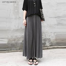 11fb4092c5fae Elastic High Waist Maxi Skirt Online Shopping | Elastic High Waist ...
