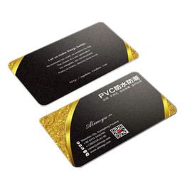 China Double Side Printed Custom Plastic PVC VIP Cards  PVC Business Card suppliers