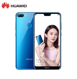 Discount huawei google phone - 5.84 inch Huawei Honor 9i 4GB RAM 64GB 128GB ROM Android 8.0 Octa Core Mobile Phone Kirin 659 2280x1080 FHD+ Fingerprint