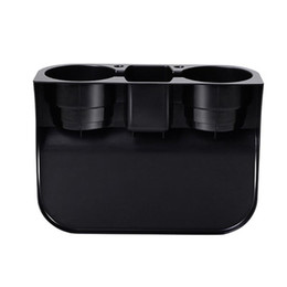 Portable car cuP holder online shopping - Car Auto Cup Holder Vehicle Seat Cup Cell Phone Hold Universal Portable Multifunction Car Interior Black Styling Stand